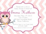 Owl Invites for Baby Shower Baby Owl Invitations Clipart Clipart Suggest