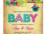 Owl Invites for Baby Shower Owl Baby Shower Invitations Baby Shower Decoration Ideas