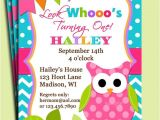 Owl themed First Birthday Invitations Owl Birthday Invitations Owl Birthday Invitations In