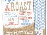 Oyster Roast Birthday Invitations Oyster Roast Party Invitations 20 Printed 5×7