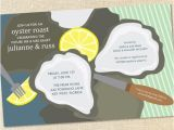 Oyster Roast Birthday Invitations Sweet Wishes Digital Oyster Roast Beach Party by