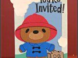 Paddington Bear Baby Shower Invitations C Est La Vie Designs Unltd Llc Designer S Challenge