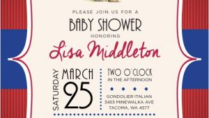 Paddington Bear Baby Shower Invitations Paddington Bear Custom Baby Shower Invitation