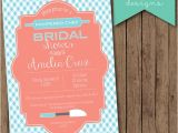 Pampered Chef Bridal Shower Invitations Items Similar to Kitchen Bridal Shower Invitation