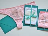 Panty Party Invitations Bachelorette Party Invitations Chipsandsalsadesigns