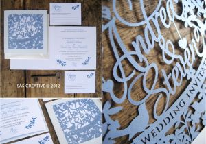 Papercut Wedding Invitations Sas Creative Papercut Wedding Invitations