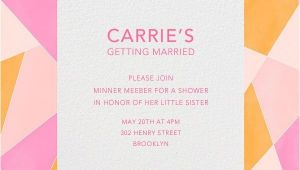 Paperless Bridal Shower Invitations 220 Best Bridal Shower Invitations Images On Pinterest