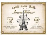 Paris Tea Party Invitation Items Similar to Paris Tea Party Invitation afternoon
