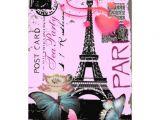Paris Tea Party Invitation sophisticated Paris Eiffel tower Vintage Tea Party 5×7