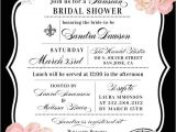 Parisian Bridal Shower Invitations Best 25 French Bridal Showers Ideas On Pinterest