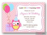 Party City 1st Birthday Invitations 1st Birthday Invitations Party City Image Collections