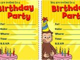 Party City 1st Birthday Invitations Birthday Invites Awesome Party City Birthday Invitations