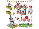 Party City 1st Birthday Invitations Farmhouse Fun 1st Birthday Party Supplies Birthday