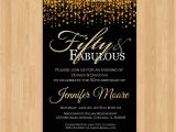 Party City 50th Anniversary Invitations 50th Birthday Invitation for Women 50 and Fabulous