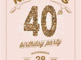 Party City 50th Birthday Invitations 25 Best Ideas About 40th Birthday Invitations On