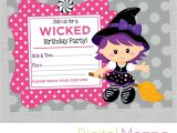 Party City Birthday Invitations Halloween Birthday Party Invitations Templates Halloween
