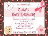 Party City Custom Baby Shower Invitations Baby Shower Invitations Party City Invitation Card
