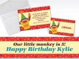 Party City Custom Birthday Invitations Custom Monkey Party Invitations Thank You Notes Party City