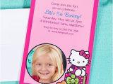 Party City Custom Invites Custom Hello Kitty Invitations Idea Party City