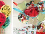 Party City Elena Of Avalor Invitations Elena Of Avalor Balloons Party City
