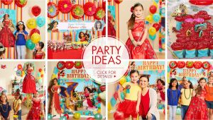 Party City Elena Of Avalor Invitations Elena Of Avalor Party Supplies Elena Of Avalor Birthday