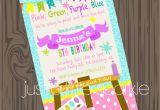 Party City Girl Birthday Invitations Party Invitations Best Paint Party Invitations Art