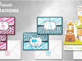 Party City Invitations Baby Shower Balloon Accessories