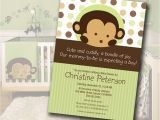 Party City Invitations Baby Shower Design Monkey Baby Shower Invitations Party City Monkey