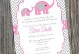 Party City Invitations Baby Shower Elephant Baby Shower Invitations Party City – Invitations