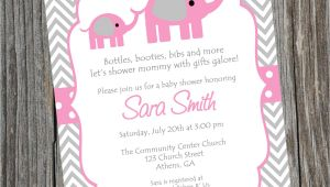 Party City Invitations Baby Shower Elephant Baby Shower Invitations Party City – Invitations