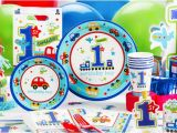Party City Invitations for Birthdays All Aboard 1st Birthday Party Supplies 1st Birthday