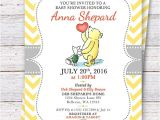 Party City Winnie the Pooh Baby Shower Invitations Invitation for Baby Shower Interesting Winnie the Pooh