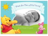 Party City Winnie the Pooh Baby Shower Invitations Photo Halloween Baby Shower Gifts Image