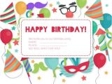 Party Invitation Cards Design 25 Free Printable Birthday Invitations Psd Ai Illustrator