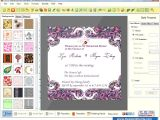 Party Invitation Design software software for Invitation Design Wedding Card Maker Designs
