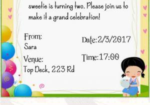 Party Invitation Maker App Kids Birthday Invitation Maker android Apps On Google Play