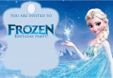 Party Invitation Template Frozen Like Mom and Apple Pie August 2014
