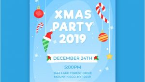 Party Invitation Template Vector Free Christmas Party Invitation Template Vector Free Download