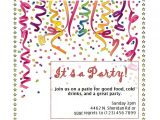 Party Invitation Template Word Party Invitation Templates Word Invitation Template