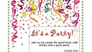 Party Invitation Templates Free Word Birthday Party Invitation Template Word Beepmunk
