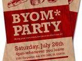 Party Invitation Wording Food 56 Best Images About Dsp Cookout Graphics On Pinterest
