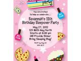 Party Invitations Next Day Delivery 58 Best Slumber Party Images On Pinterest Birthdays