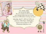 Party Rhymes Invitations Nursery Rhyme Birthday Invitation Mother Goose theme