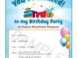 Party theme Invitation Templates Delectable Birthday Invitation