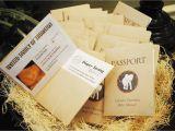Passport Baby Shower Invitations sophisticated Safari Baby Shower Folded Passport by