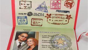 Passport Birthday Invitation Template Free Free Printable Italian Passport Arrivederci 30 Party
