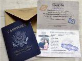 Passport Wedding Invitation Template Philippines 25 Elegant Image Of Passport Wedding Invitations
