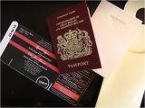 Passport Wedding Invitation Template Philippines Print Boarding Pass Template Free Download Printable