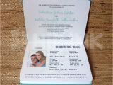 Passport Wedding Invitation Template Philippines Wedding Passport Invitations Sunshinebizsolutions Com