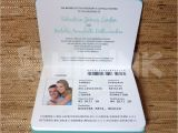Passport Wedding Invitation Template Wedding Invitation Passport Designs Wedding Invitations